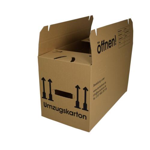 postes spéciaux 2-ondulés as20001 20 Déménagement cartons double fond 35-40 kg