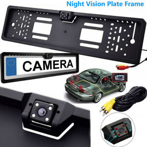 Car-Rear-View-Parking-Reversing-Camera-Backup-License-Number-Plate-Night-Vision