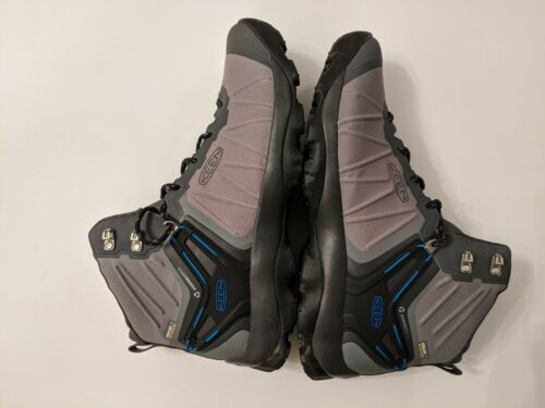 Keen Men's Venture Mid Boots hiking trail shoes si