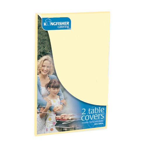 Table Nappe Couvre Plastique Papier Multi Couleur Taille Buffet Restaurant Parti