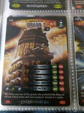 Doctor Who Battles In Time Exterminator #253 Ursula Blake