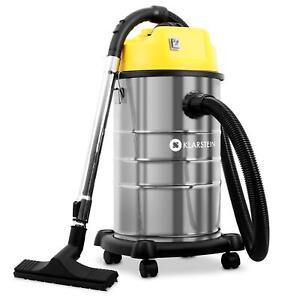 Ricondizionato-Potente-Aspirapolvere-Bidone-Aspiratutto-Liquidi-Polvere-Umido