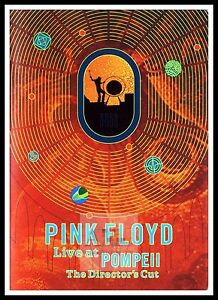 Details about Pink Floyd Live At Pompeii Rock & Roll Movie Posters Classic  & Vintage Films
