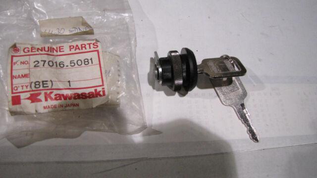 Lock Genuine Kawasaki VN750 Yr 94-2000 27016-5081