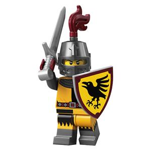 FIGURINE MINIFIGURE LEGO SERIE 20 71027 N°4 LE CHEVALIER