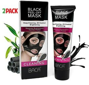 2-Pack-Charcoal-Purifying-Blackhead-Remover-Peel-off-Facial-Moisturizing-120g