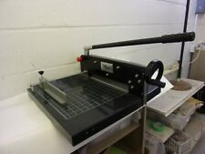 Authentic Guillotine Paper Cutter Come 2700 Heavy Duty 300 Sheet