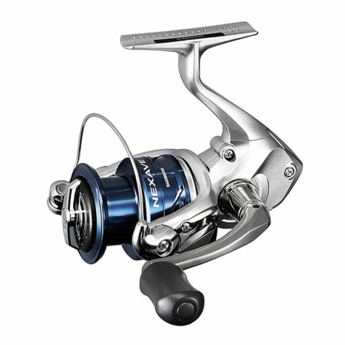 Shimano Nexave FE Stationärrolle Angelrolle Spinnrolle 1000-5000