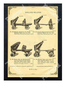 Historic-Roller-Skates-Advertising-Postcard