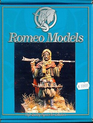 Romeo Models Abarian Chieftain Early 19th C
