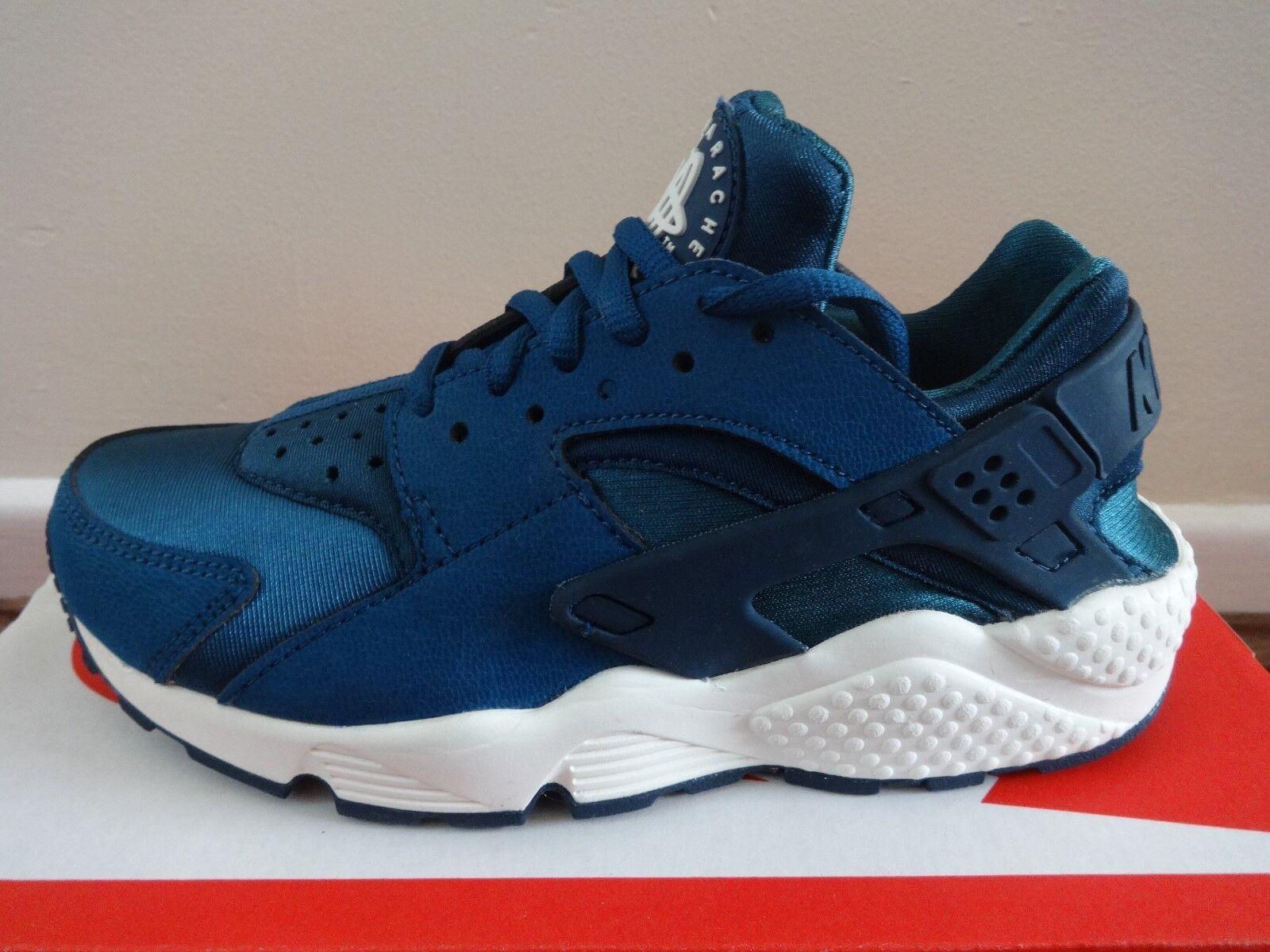 Nike Air Huarache Run Zapatillas para mujer 634835 400 400 400 UK 3 EU 36 nos 5.5 Nuevo En Caja  tienda de descuento