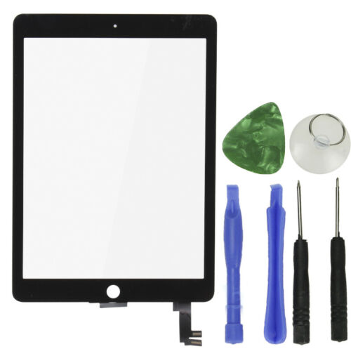 New Glass Touch Screen Digitizer Replacement for iPad Air 2 2nd Gen,A1566,A1567