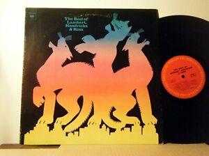 LAMBERT-HENDRICKS-and-ROSS-LP-The-best-of-lhr-1974-Columbia-jazz