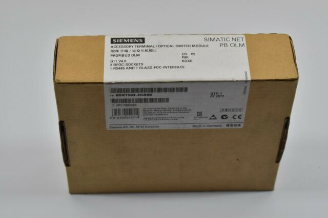 Siemens Module Simatic Net  Profibus OLM//G11 6GK1503-2CB00