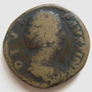 Römische Münze Diva Faustina Gebraucht Ebay