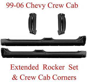 2005 Extended Cab Chevy Silverado