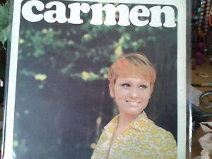 carmen villani-carmen primo album mint - Italia - carmen villani-carmen primo album mint - Italia