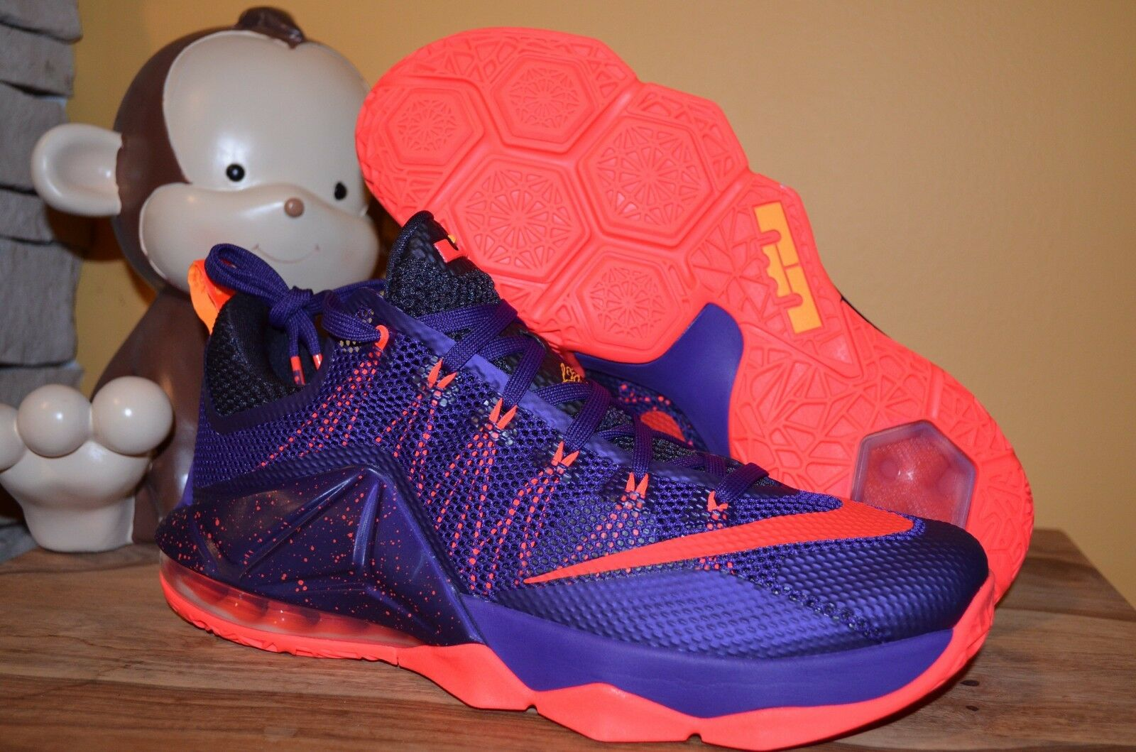 8d68d7970b0c NEW NIKE LEBRON 12 XII LOW