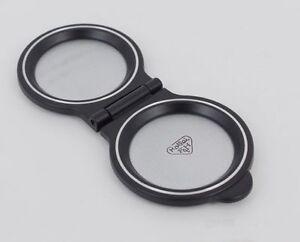 New metal Lens Cap For Rolleiflex Rollei 75mm 3.5F bay II