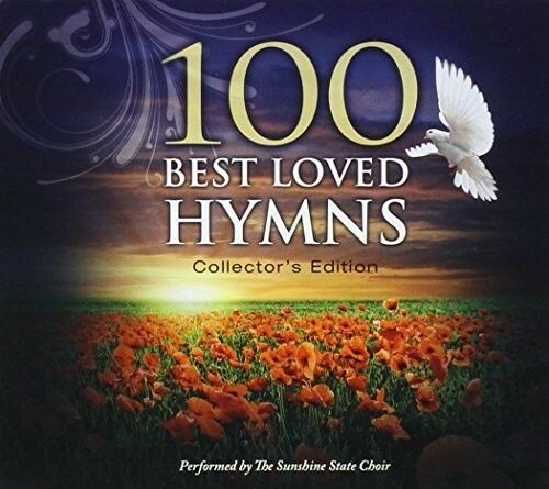 Various Artists - 100 Best Loved Hymns [New CD]