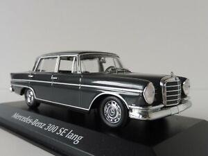 Mercedes-benz-300-se-largo-1963-1-43-maxichamps-940035201-Minichamps-w111-Grey