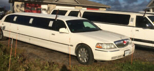 Lincoln Towncar Limo Stretch Limousine @ LimoGuy MFG