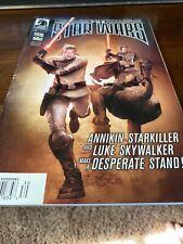 STAR WARS George Lucas draft #1 2 3 1st print SET DARK HORSE COMIC ORIGINAL PLOT