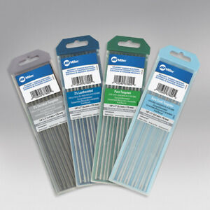 Miller-Rare-Earth-Aqua-Blue-Tip-Tungsten-Size-1-8-034-3-2mm-x-7-034-177mm