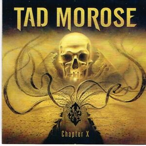 TAD-MOROSE-CHAPTER-X-GMRCD1716-GREAT-NEW-2018-CD
