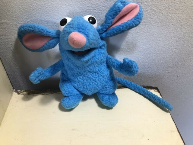 "Bear in the Big Blue House 5"" Tutter Star Bean Plush Toy ..."