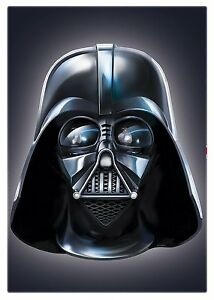 Details About 14027h Disney Multicoloured Star Wars Darth Vader Komar Wallpaper