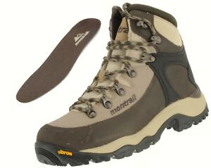 b59d70a6234 Details about MONTRAIL SAMPLE WOMEN'S FEATHER PEAK CORDURA BACKPACKING  TRAIL HIKING BOOT US 7