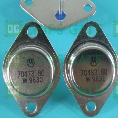 2PCS 70473180 Encapsulation:TO-3,