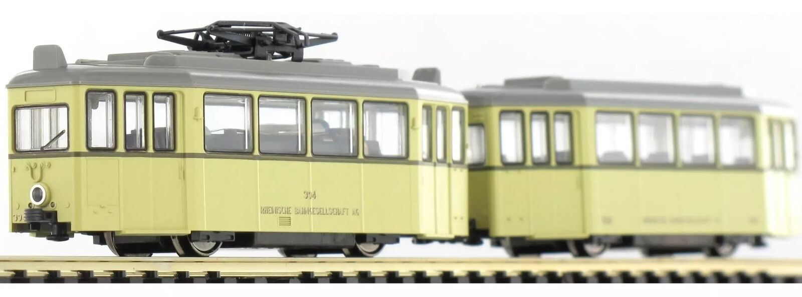 KATO K14600-0 K14600-0 K14600-0 N Scale Tram Strassenbahn b5cc32