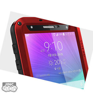 Waterproof-Metal-Case-Cover-Pouch-for-Samsung-SM-N910TZKETMB-Galaxy-Note4-Note-4