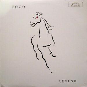 Poco Legend ABC Records AA-1099 LP US  INSERT
