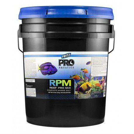 Fritz Aquatics 80270 Reef Pro Mix Complete Marine Salt 180 gallon