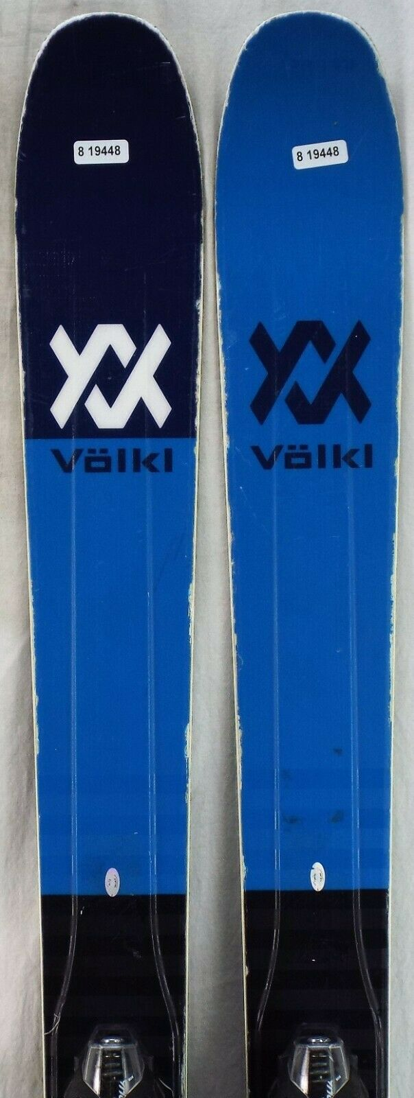 17-18 Volkl 90Eight Used Men's Demo Skis w Bindings Size  170cm  classic style