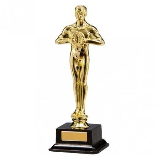 Gratuite Luxe Gravure * Réalisation trophée-Oscar Ovation Récompense TR8138
