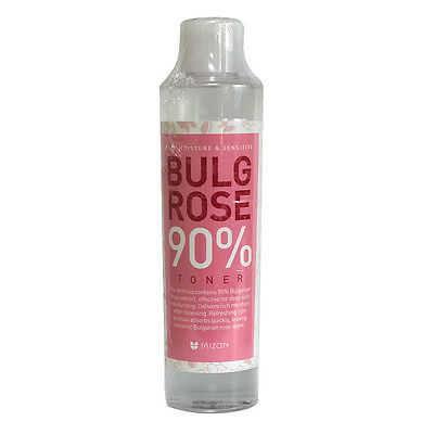 Mizon Bulg Rose 90% Toner 210ml Free gifts