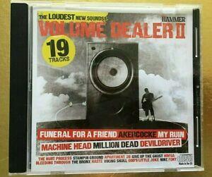 VOLUME-DEALER-II-various-artists-CD-Album-Rock-Metal-AKERCOCKE-MY-RUIN-HIMSA