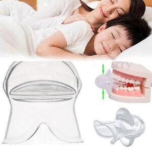 Das Bild Wird Geladen Anti Schnarchen  Zunge Geraet Silikon Schlafapnoe Hilfe Huelse