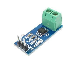1pcs-5A-range-Current-Sensor-Module-ACS712-Module-NEW
