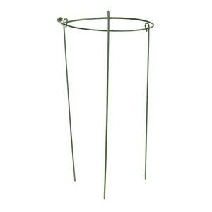 Plant-Support-Ring-180mm-Rust-Resistant-Flower-Garden-Plant-Vegetables-Gardener