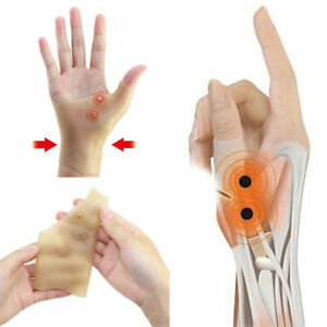 Latest-Magnetic-Therapy-Gel-Wrist-Silicone-Thumb-Glove-Support-Hand-Pain-Relief