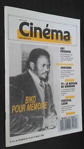 Revista Semanal Cinema N º 434 de La 23A 29 Mars 1988 Buen Estado