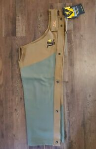 Browning-Pheasants-Forever-upland-Chaps-Canvas-Regular-Fit-Hunt