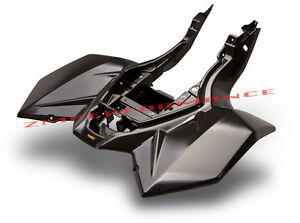 New Suzuki Ltz400 Z400 09 13 Quadsport Black Plastic Rear Fender