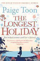 The Longest Holiday von Toon, Paige