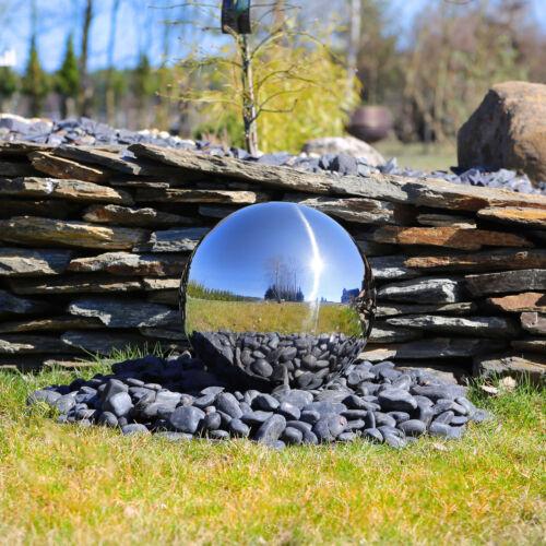 Acier Inoxydable Balle pour construction de balle Puits Fontaine Jardin Fontaine Jardin Fontaine